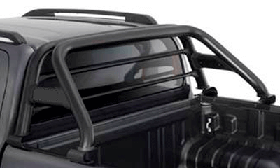 Barra negra camioneta SsangYong Actyon Sports