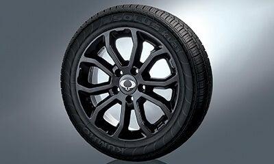 Rueda Hyper Wheels SsangYong