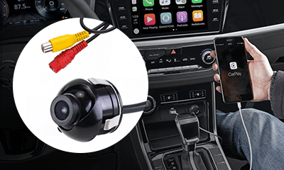 kit_carplay_radioycámara_reversa